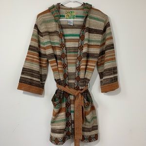 Billabong Belted Open Front Cardigan